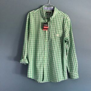 long sleeve casual men's shirts (XL)